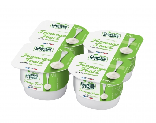photo packaging fromage frais nature 7,8%